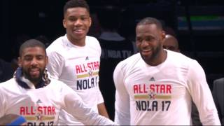 Download Best Reactions From The All-Star Game | 02.19.17 Video