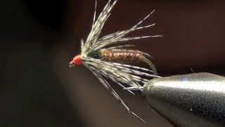 Download Soft Hackle Pheasant Tail Fly Tying Directions - OLD VIDEO Video