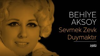Download Behiye Aksoy - Sevmek Zevk Duymaktır Video