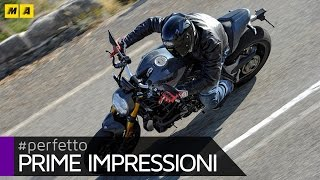 Download Ducati Monster 1200 S 2017: TEST [ENGLISH SUB] Video