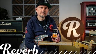 Download Billy Corgan's First Look at the Op Amp Big Muff from Electro-Harmonix | Reverb Interview Video