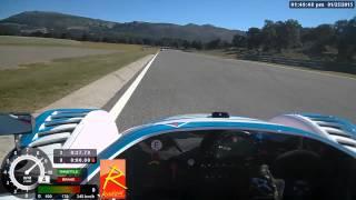 Download Radical SR3RSX Race Ascari Video