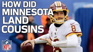 Download How Did the Vikings Land Kirk Cousins? | NFL Video