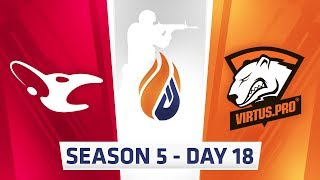 Download ECS Season 5 Day 18 - Mousesports vs Virtus Pro - Inferno Video