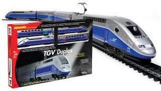 Download Présentation TGV Duplex TER et TGV Tricourant Mehano (HO) Video