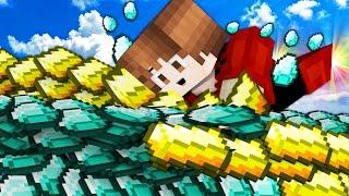 Download 1 HOUR | KILLING MYSELF?! 500 DIAMONDS+GOLD OP! | Minecraft Money Wars 1.9 SOLO #46 Video