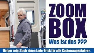 Download Was ist eine Zoombox? Wer einen Kastenwagen von z.B. Pössl fährt, sollte das wissen. Video