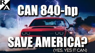 Download Right Angle - Can 840-hp Save America? Yes, Yes It Can - 11/17/17 Video