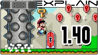 Download New Key Update 1.40 Tour in Super Mario Maker (+ All 4 Themes!) Video