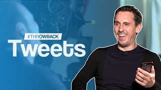 Download Gary Neville | #ThrowbackTweets Video