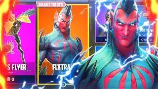 Download New FREE FLYTRAP SKIN In Fortnite Battle Royale! New FLYTRAP SKIN Update! (New Fortnite Skins) Video