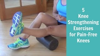 Download 5 Knee Strengthening Exercises to Reduce Pain and Injury Risk Video