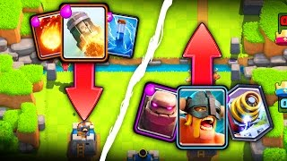 Download YOU MUST FOLLOW THE RULES! • Clash Royale Spell Challenge Video