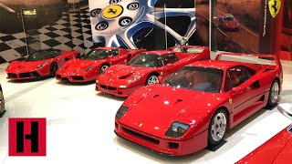 Download Insane zero mile car collection! The Unprofessionals do Abu Dhabi Part 2 Video