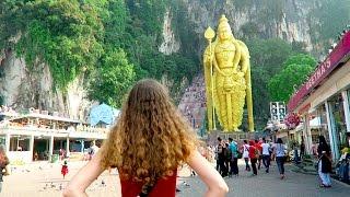 Download Amazing Batu Caves // Malaysia Video