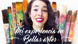 Download MI EXPERIENCIA EN BELLAS ARTES | MALDITALOCURALAMIA Video