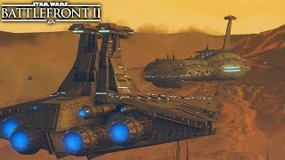 Download Star Wars Battlefront 2 All Capital Supremacy Cutscenes (Conquest Mode) Video