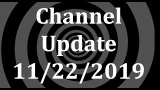 Download Channel Update 11/22/2019 Video