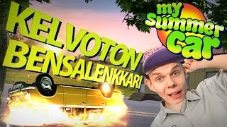 Download My Summer Car - Kelvoton Bensalenkkari Video