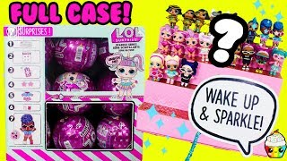 Download LOL Surprise New Sparkle Series FULL CASE Will We Get The Full Collection??? Video