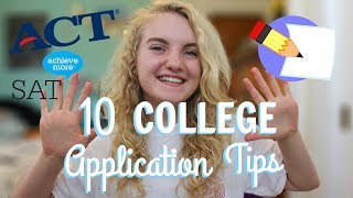 Download 10 TIPS YOU NEED FOR APPLYING TO COLLEGE (Part 1) | Rowan Born Video