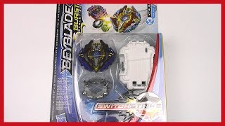 Download XCALIUS X3 Unboxing Review Battle!! Beyblade Burst Evolution SwitchStrike Video