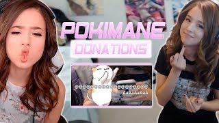 Download Pokimane ~ FUNNIES & BEST DONATIONS Video