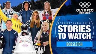 Download Bobsleigh Stories to Watch at PyeongChang 2018   Olympic Winter Games Video