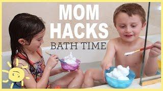 Download MOM HACKS ℠ | Bath Time! (Ep. 5) Video