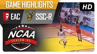 Download EAC Generals vs. SSC-R Stags | NCAA 93 | MB Game Highlights | August 18, 2017 Video