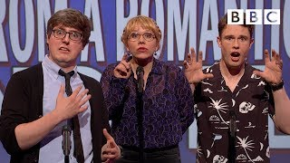 Download Unlikely lines from a romantic novel   Mock the Week - BBC Video