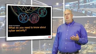 Download ABB - What do you need to know about Cyber Security? (PART 1) Video