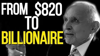 Download FROM $820 TO BILLIONAIRE | DAN PENA | MOTIVATION | WingsLikeEagles Video