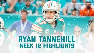 Download Ryan Tannehill Tosses 3 TDs! | 49ers vs. Dolphins | NFL Week 12 Player Highlights Video