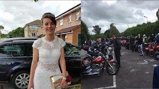 Download Bullied Teen Doesn't Dare Go To School Prom – Then 120 Bikers Knock On Her Door Video