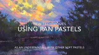 Download Using Pan Pastels as an Underpainting with other Soft Pastels Video