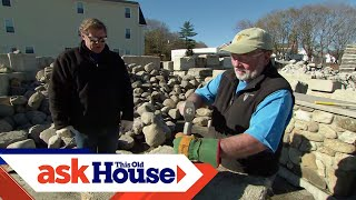 Download How to Cut and Shape Stones | Ask This Old House Video