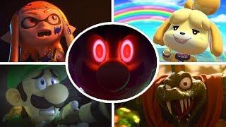 Download Super Smash Bros. Ultimate - All Trailers Video