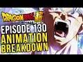 Download The Greatest Showdown! Episode 130 Animation Breakdown - Dragon Ball Super Video