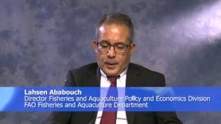 Download Lahsen Ababouch, Director, FAO Fisheries and Aquaculture Department - Arabic version Video