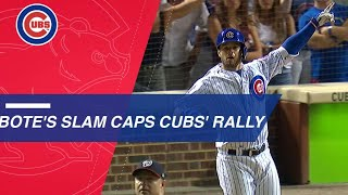 Download David Bote hits a walk-off grand slam to rally Cubs past Nats Video