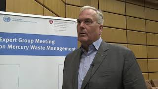 Download BMT Group's Dubbeldam on the importance of partnerships to advance mercury waste management Video