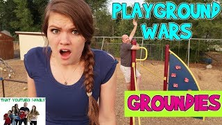 Download GROUNDIES - PLAYGROUND WARS / That YouTub3 Family Video
