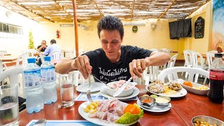 Download Tour of Miraflores - PERUVIAN FOOD LUNCH, Ocean Views + Great Coffee! | Lima, Peru Video