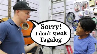 Download ENGLISH ONLY PRANK in DIVISORIA! (LAPTRIP TALAGA TO!) Video