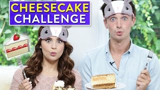 Download CHEESECAKE CHALLENGE! Video