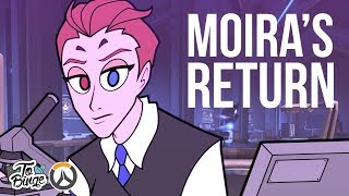 Download Moira's Return: An Overwatch Cartoon Video