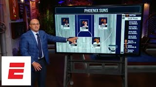 Download What No. 1 overall pick in 2018 NBA draft means for Phoenix Suns, and who they could take | ESPN Video