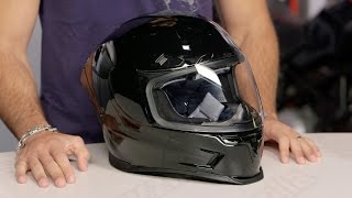 Download ICON Airframe Pro Helmet Review at RevZilla Video