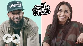 Download Nipsey Hussle Gets Asked 30 Questions by Lauren London   GQ Video